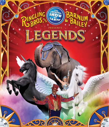A Circus for Big Kids: Ringling Bros Athletes Soar